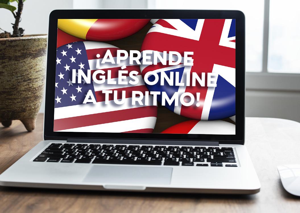 INGLÉS ONLINE - ¡Aprende a tu ritmo!